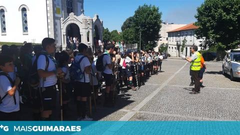 JUNTA DE CALDELAS ASSOCIA-SE AO ANIVERSÁRIO DOS ESCUTEIROS