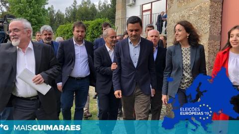 """ISABEL ESTRADA CARVALHAIS DEFENDE """"VOZ FORTE"""" NO PARLAMENTO EUROPEU"""