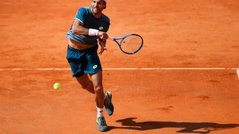 JOÃO SOUSA ELIMINADO NA SEGUNDA RONDA DO ESTORIL OPEN