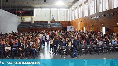 """GUIMARÃES RECEBE """"MEMÓRIA POR ISAURA"""""""