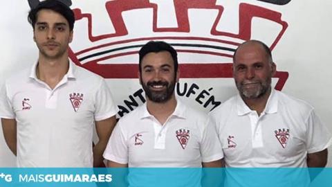 HUGO SILVA É O NOVO TREINADOR DO ASES