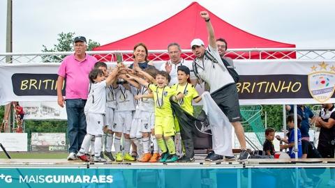 BRITINHO CUP JUNTOU MAIS DE 1.100 JOVENS ATLETAS