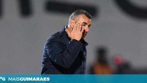 VITÓRIA: NOVO TREINADOR DECIDIDO ESTA SEGUNDA-FEIRA