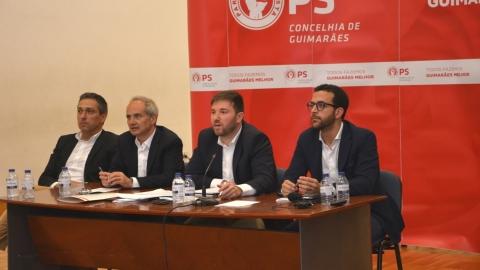AUTARCAS SOCIALISTAS ESTÃO MOBILIZADOS PARA CONTINUAR GUIMARÃES