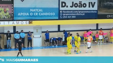 CR CANDOSO PODE SAGRAR-SE CAMPEÃO DA 2.ª DIVISÃO