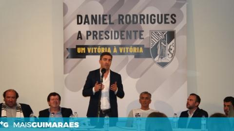 """DANIEL RODRIGUES: """"SOU UM DE VÓS, UM HOMEM DO TERRENO"""""""