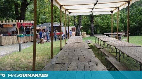 TERCEIRO DIA DE FEIRA AFONSINA EM GUIMARÃES