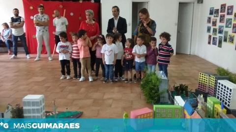 """DONIM COM EXPOSIÇÃO """"GUIMARÃES + VERDE"""""""