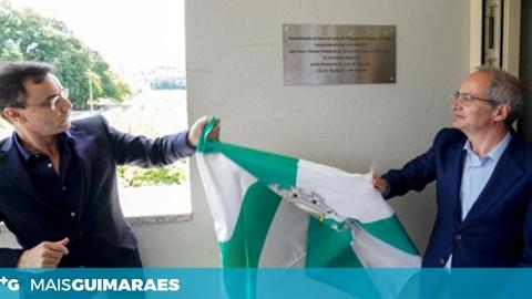 INAUGURADO ESPAÇO REABILITADO NA JUNTA DE PENCELO