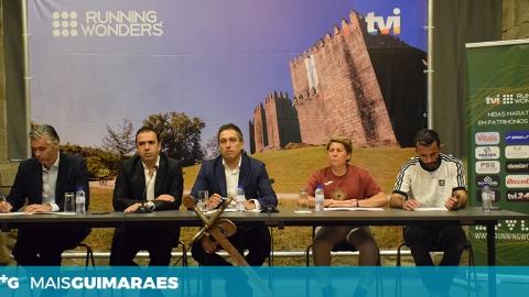 GUIMARÃES PREPARA-SE PARA A 7.ª CORRIDA DOS CONQUISTADORES