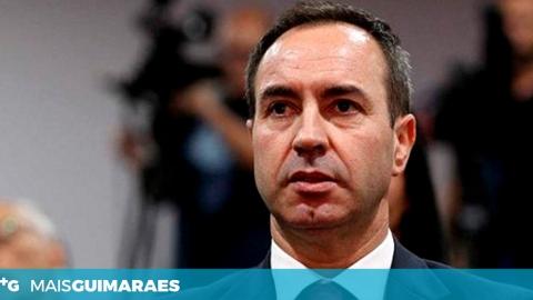 """ANTÓNIO SALVADOR: """"BRAGA ESTÁ 15 ANOS À FRENTE DO VITÓRIA"""""""