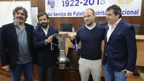 BERÇO E PEVIDÉM DISPUTAM ESTA TARDE A FINAL DA TAÇA AF BRAGA