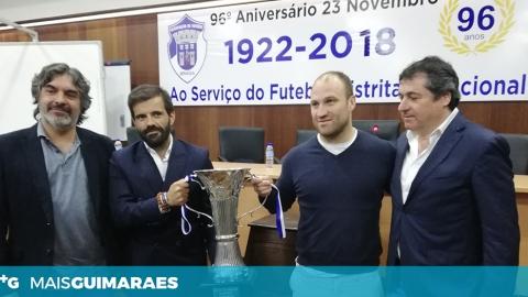 """FINAL DA TAÇA DA AF BRAGA SERÁ """"UMA FESTA"""""""
