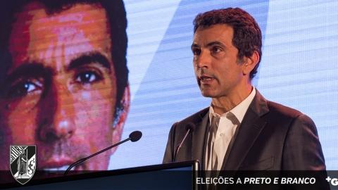 """AMC: """"MÁRIO FERREIRA NÃO DEVERIA TER FEITO A DECLARAÇÃO HOJE"""""""
