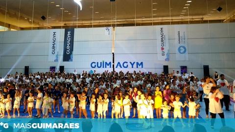 GUIMAGYM PROMOVEU SARAU SOLIDÁRIO COM A PARTICIPAÇÃO DE 2.000 PESSOAS