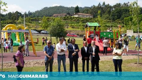 CONDE E GANDARELA FESTEJAM INAUGURAÇÃO DO NOVO PARQUE INFANTIL