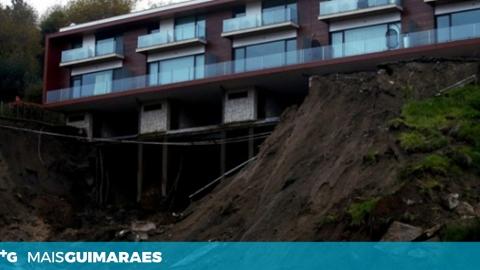EMPREITEIROS E ENGENHEIROS ACUSADOS POR DERROCADA DE TERRAS EM MESÃO FRIO