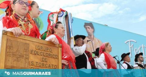 FESTIVAL INTERNACIONAL DE FOLCLORE ANIMA VILA DE SÃO TORCATO