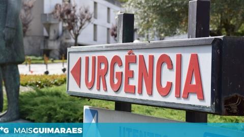 ACESSO AO SERVIÇO DE URGÊNCIA DO HOSPITAL CONDICIONADO A PARTIR DE DOMINGO