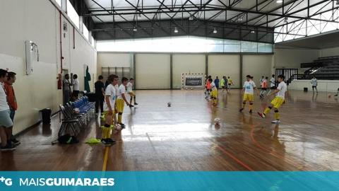 JUNI ORGANIZOU A 3.ª EDIÇÃO DA GUIMARÃES FUTSAL CUP