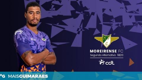 "MOREIRENSE APRESENTA CORES ""ARROJADAS"" NO TERCEIRO EQUIPAMENTO"