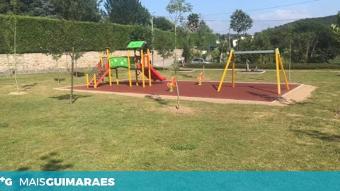 INAUGURAÇÃO DO PARQUE INFANTIL NA FREGUESIA DE CONDE ESTE SÁBADO