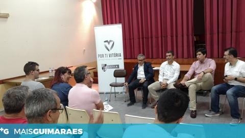 ANTÓNIO MIGUEL CARDOSO FEZ SESSÃO DE ESCLARECIMENTO EM PEVIDÉM