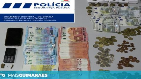 JOVENS DE 19 E 18 ANOS DETIDOS POR TRÁFICO DE ESTUPEFACIENTES
