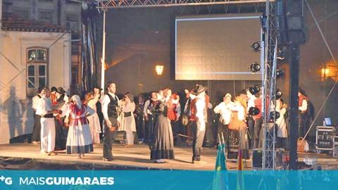 VILA NOVA DE SANDE RECEBE FESTIVAL INTERNACIONAL DE FOLCLORE