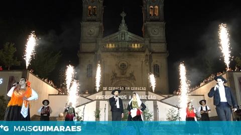 ENCHENTE EM S. TORCATO PARA VER FOLCLORE