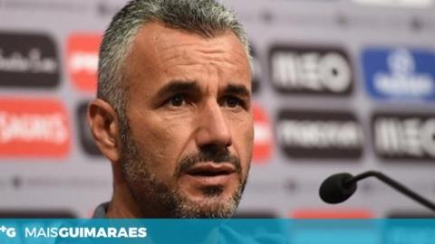 """VITÓRIA SC: EQUIPA """"MOTIVADA"""" PARA O JOGO CONTRA O FCP"""