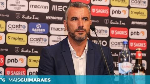 """Ivo Vieira: """" A eliminatória está em aberto"""""""