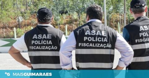 ASAE APREENDE MILHARES DE ARTIGOS CONTRAFEITOS