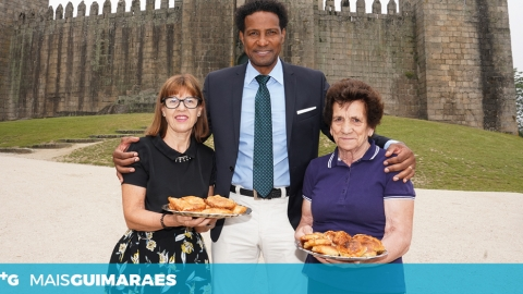"TORTAS DE GUIMARÃES NA SEMI-FINAL DAS  ""7 MARAVILHAS DOCES DE PORTUGAL"""