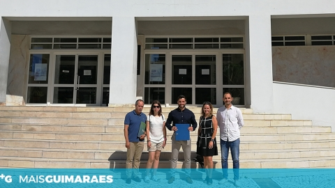 VIMARANENSES NAS LISTAS DO PAN POR BRAGA