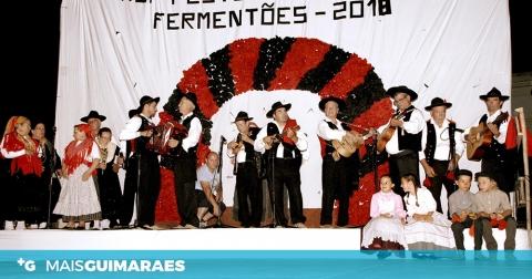 FESTIVAL DE FOLCLORE DE FERMENTÕES