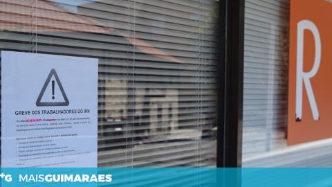 GREVE DOS CONSERVADORES E TÉCNICOS DOS REGISTOS