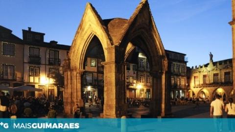 CENTRO HISTÓRICO DE GUIMARÃES ENTRE OS LOCAIS MAIS POPULARES NO INSTAGRAM