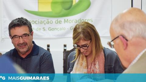 BE ESTEVE À CONVERSA COM OS MORADORES DO BAIRRO DE SÃO GONÇALO
