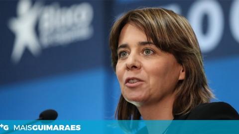 CATARINA MARTINS EM COMÍCIO EM GUIMARÃES