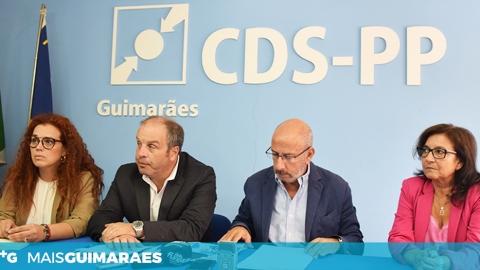 """CDS CRITICA """"INOPERÂNCIA"""" DA CÂMARA NA QUESTÃO AVE PARK"""