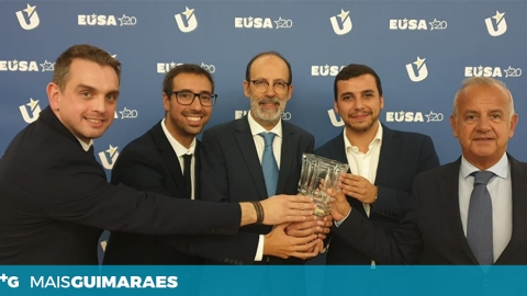 UMINHO PREMIADA NO DESPORTO UNIVERSITÁRIO