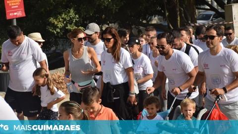 """""""PESSOAS DIFERENTES, DIREITOS IGUAIS"""" FOI O LEMA DA 13.ª EDIÇÃO DA CAMINHADA SOLIDÁRIA"""