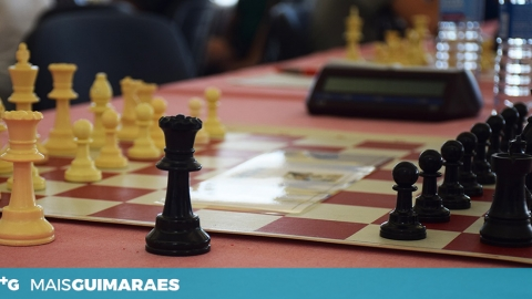 MARTIN JESÚS FOI O VENCEDOR DO GUIMARÃES CHESS OPEN 2019