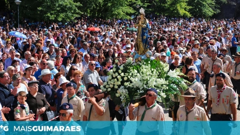 126ª PEREGRINAÇÃO À PENHA DECORRE ESTE DOMINGO