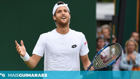 JOÃO SOUSA ELIMINADO NO TORNEIO DE PARES DO US OPEN