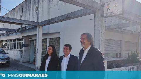 """HÁ """"URGÊNCIA NA REQUALIFICAÇÃO"""" DO POSTO DA GNR DE LORDELO, DIZ O PSD"""