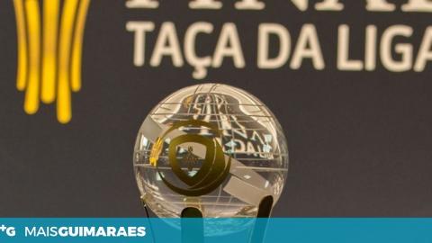 VITÓRIA CONHECE ADVERSÁRIOS NA TAÇA DA LIGA ESTA TARDE