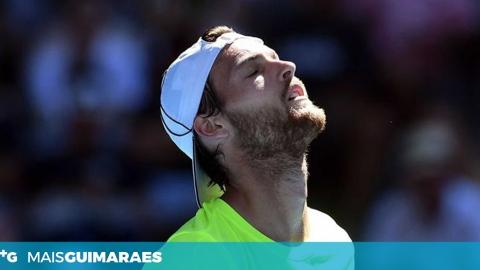 JOÃO SOUSA FALHA FINAIS DO ATP 250 DE SÃO PETERSBURGO