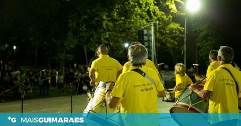 O FESTIVAL PELES VAI ENCHER GUIMARÃES E FAMALICÃO DE PERCUSSÃO